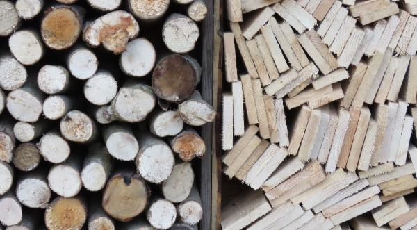 How to Repurpose Wood Cleared From Your Land